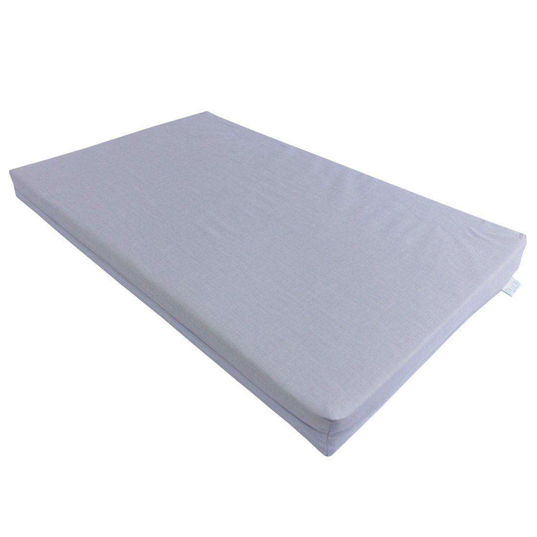Trocador convencional cinza névoa