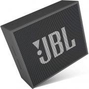 Caixa de Som JBL Go Acústica Portátil Bluetooth Preto