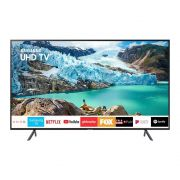 "Smart TV 4K LED 65"" Samsung UN65RU7100 - Wi-Fi Bluetooth HDR 3 HDMI 2 USB"