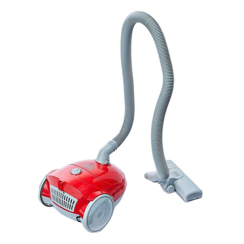 Aspirador de Pó Black&Decker A1 1000W - Vermelho