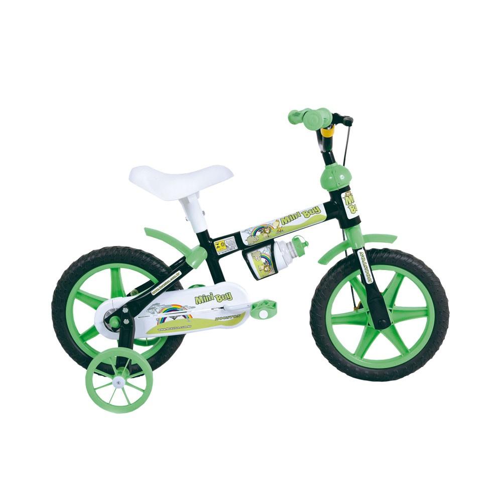 Bicicleta Infantil Aro 12 Houston Mini Boy