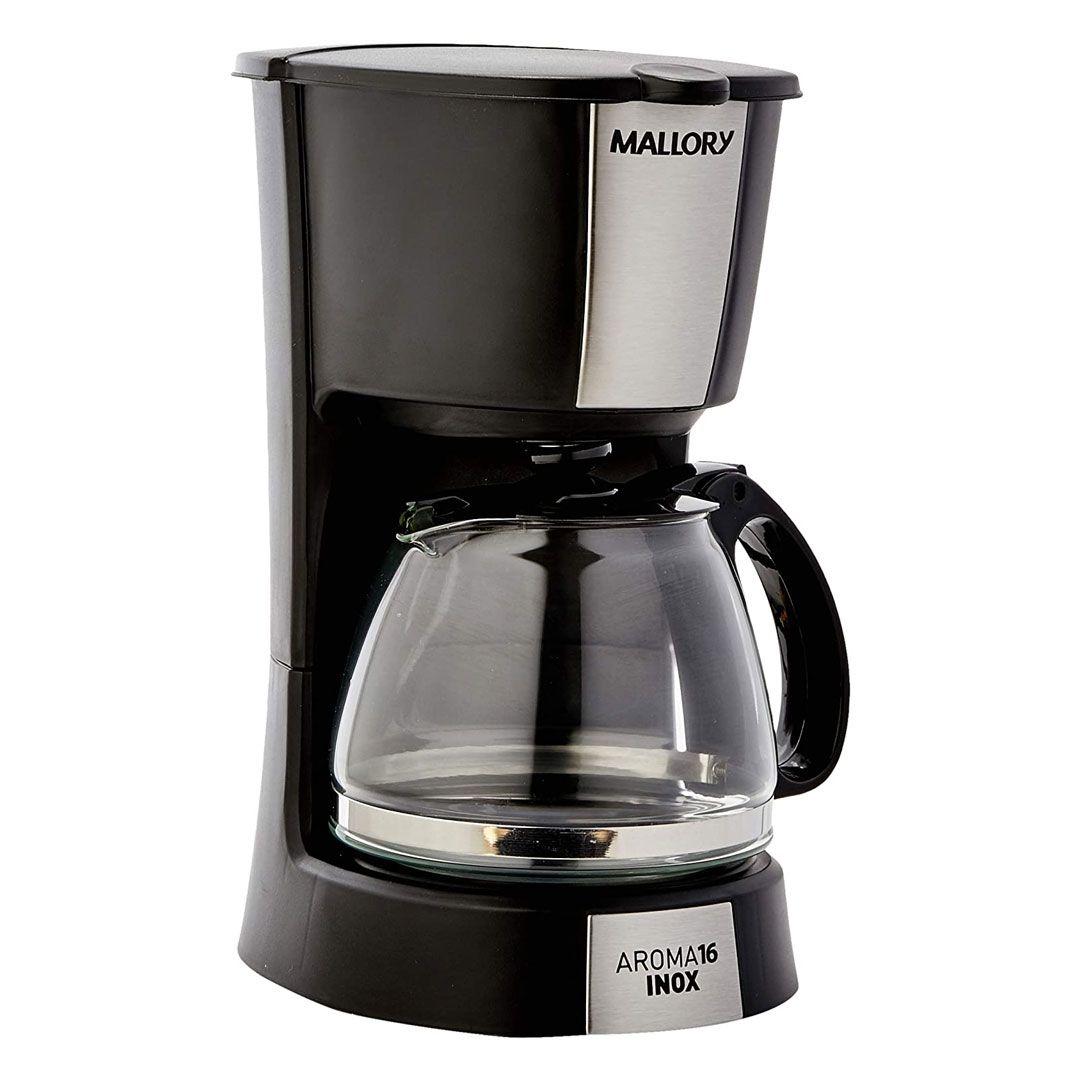 Cafeteira Elétrica Mallory Aroma 16 INOX 220v