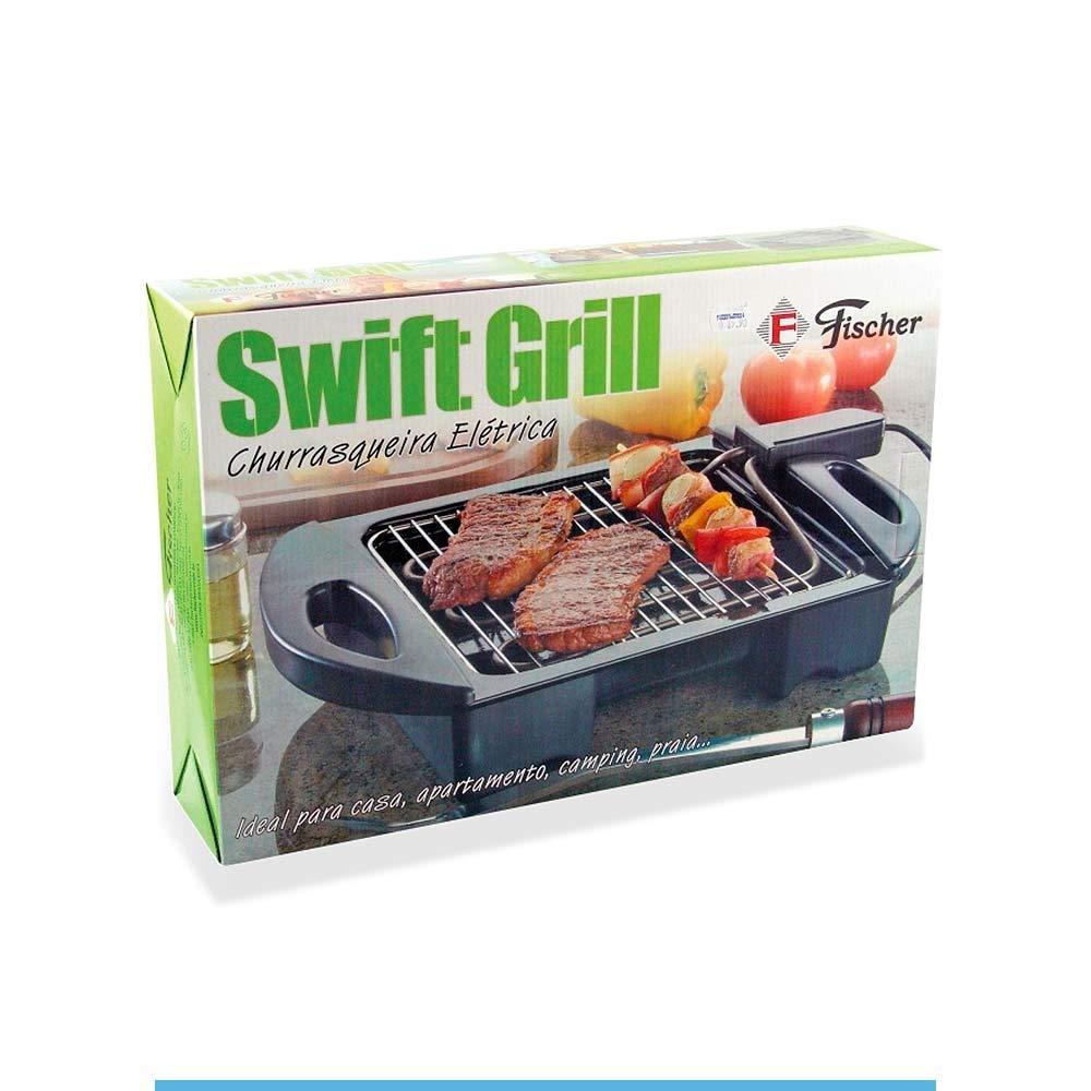 Churrasqueira Elétrica Fischer  Swift Grill 9519
