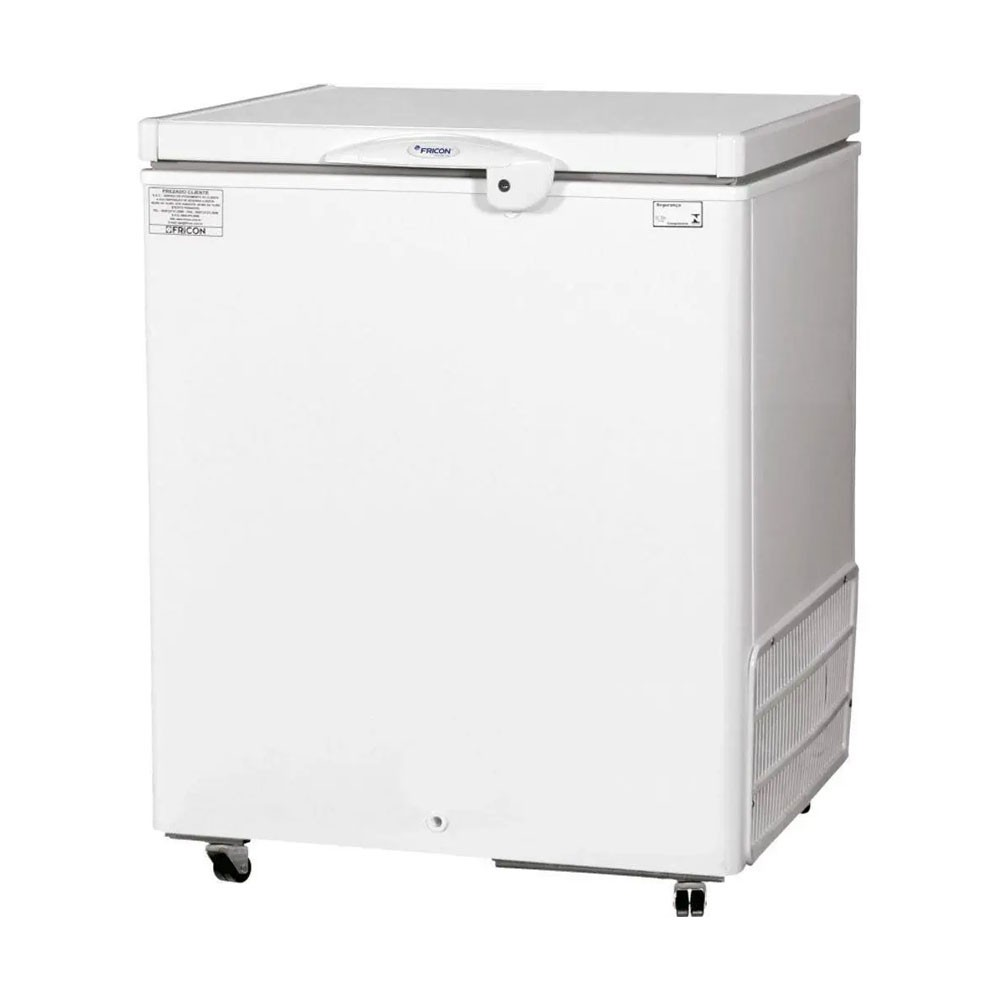 Freezer Fricon Horizontal HCDE 216 Litros Branco 220V