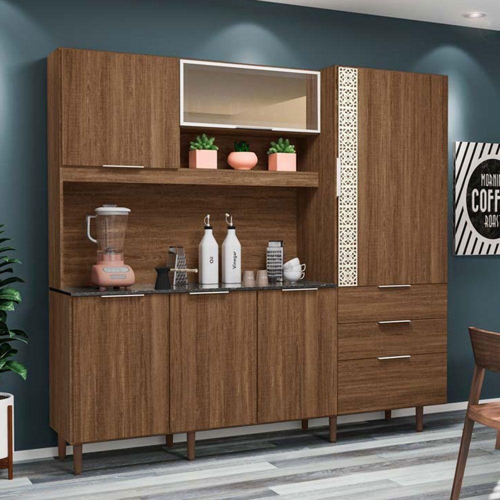 Kit Cozinha Nicioli New Space