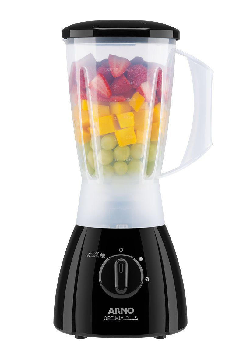 Liquidificador Arno Optimix Plus LN2P - Preto