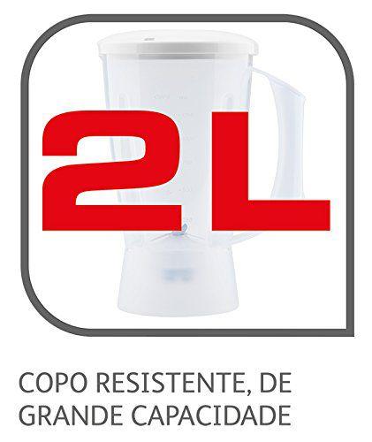 Liquidificador Optimix Plus Arno LN27 - Branco