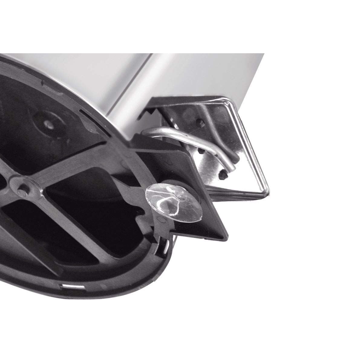 Lixeira Tramontina Brasil Inox com Pedal - 3L