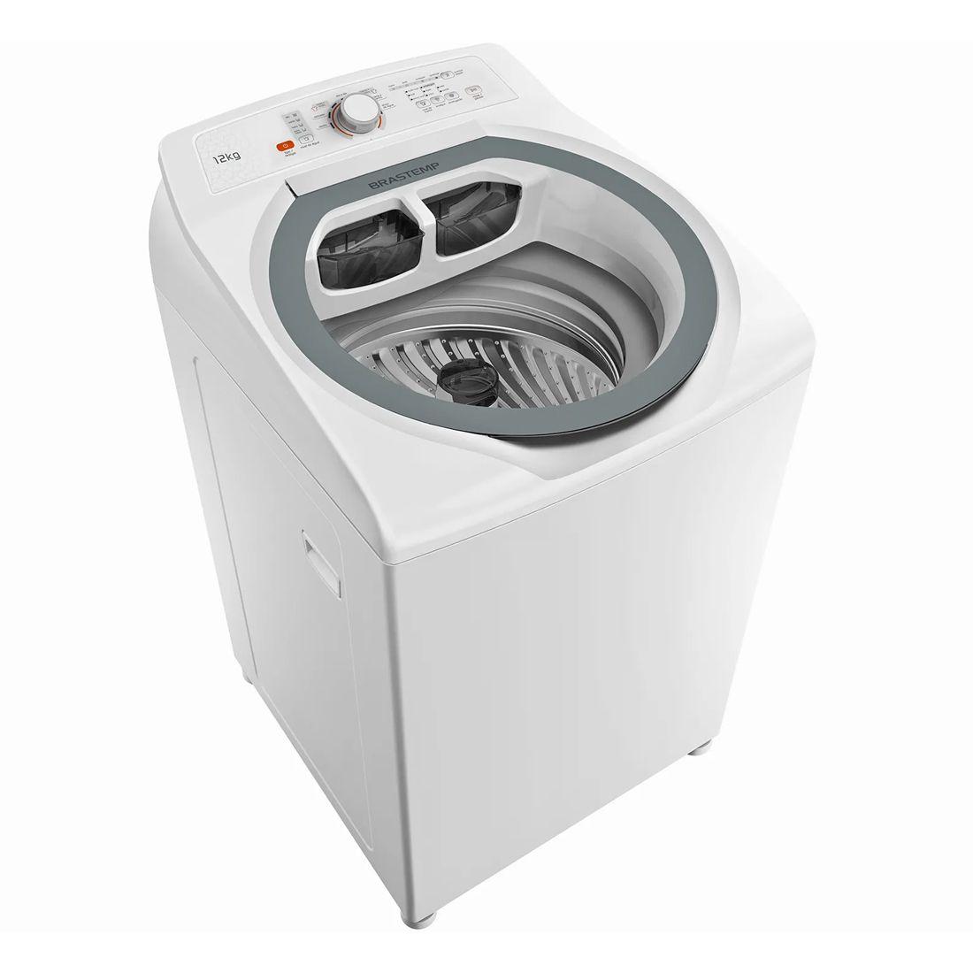 Máquina de Lavar Brastemp 12kg com Superfiltro e Enxágue Antiarlégico 220V