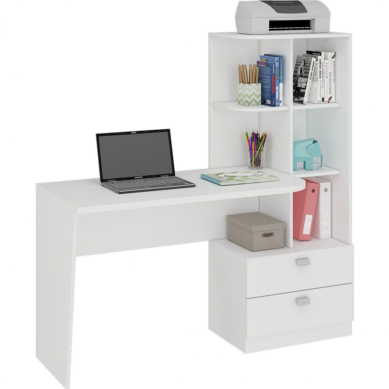 Mesa Computador Permobili Elisa com Estante