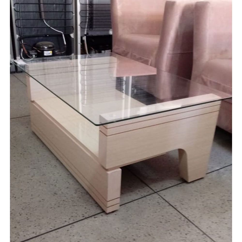 Mesa De Centro Movefort Elegance Maple