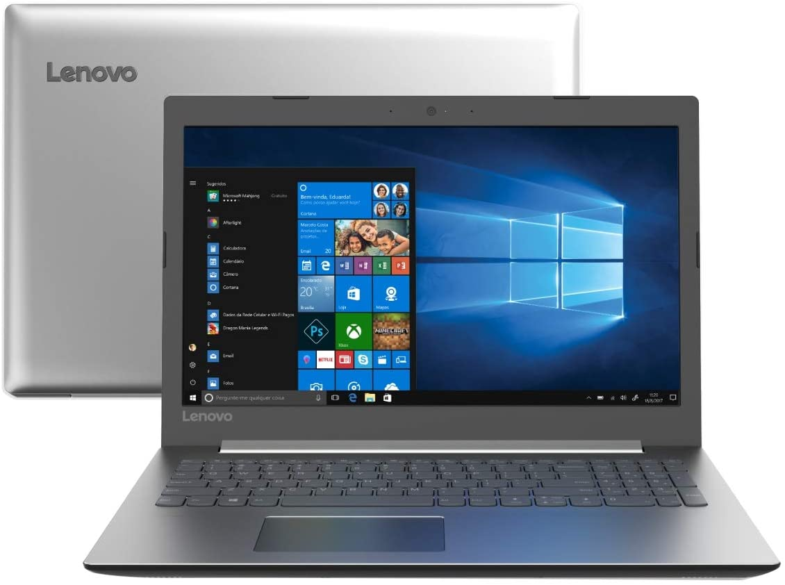 Notebook Lenovo B330 Intel Core i3-7020U, 4GB, 500GB, Windows 10, 15.6