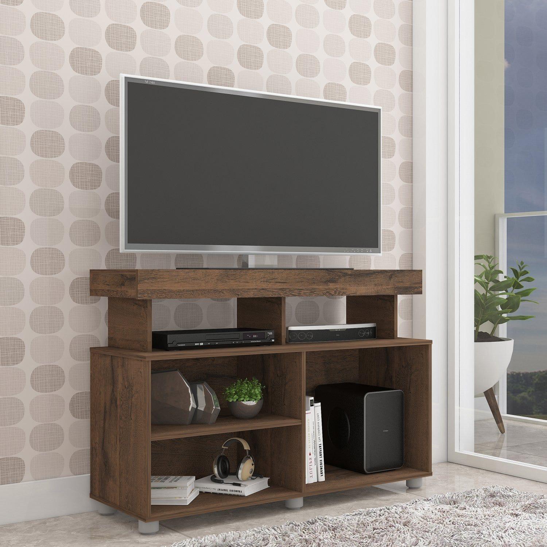 Rack para TV até 32 Polegadas Slim Permobili Rústico
