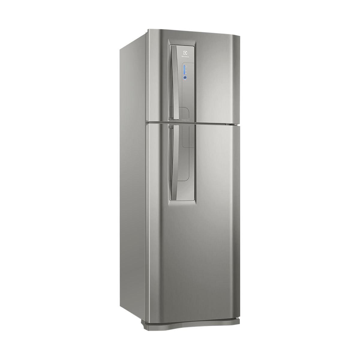 Refrigerador Electrolux Frost Free TF42S Silver