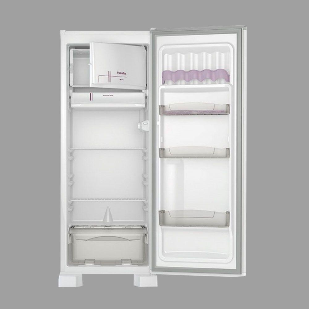 Refrigerador Esmaltec ROC31 245L Branco 220v