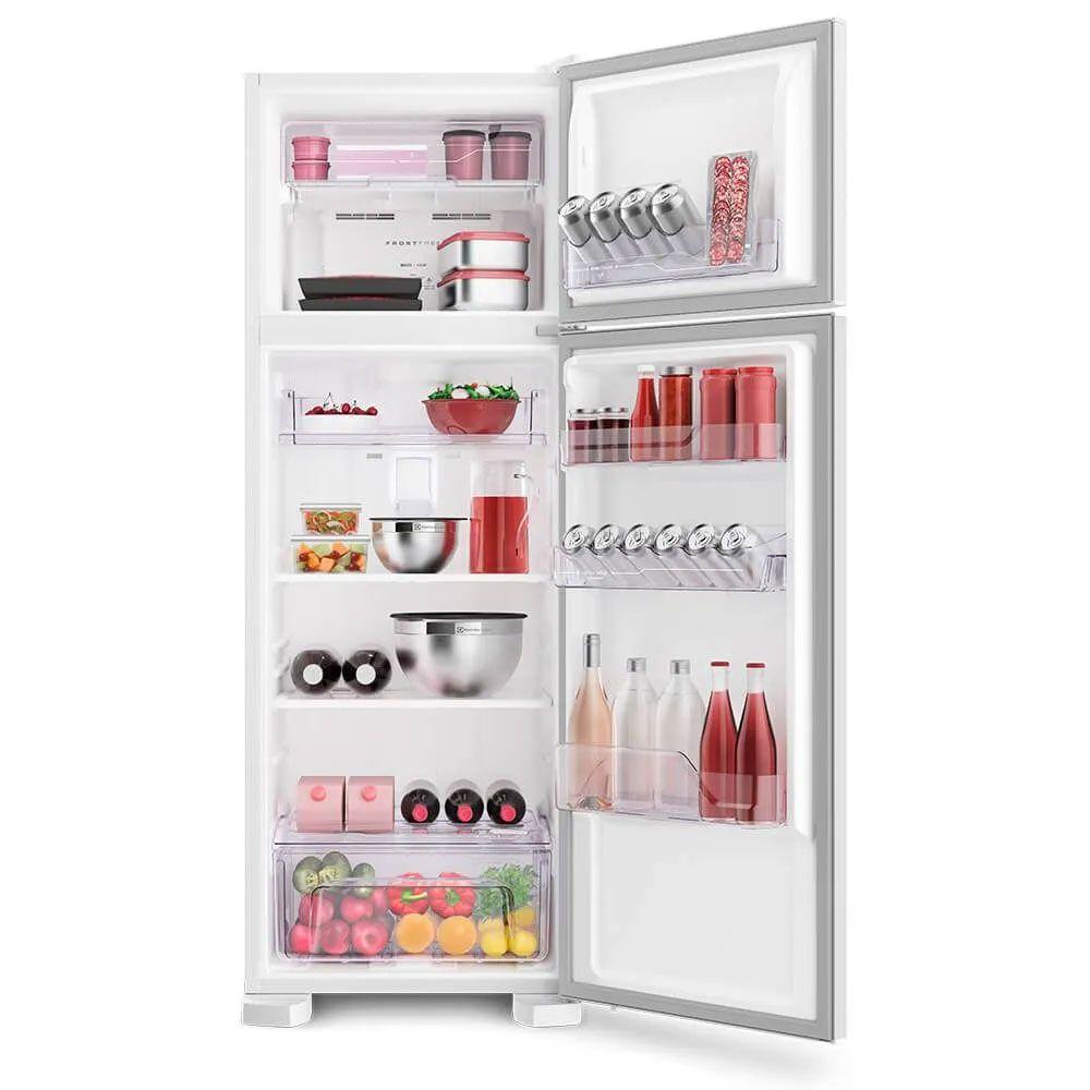 Refrigerador Frost Free 310 Litros Branco Electrolux (TF39) 220v