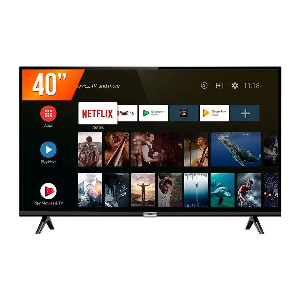 Smart Tv HD LED 40