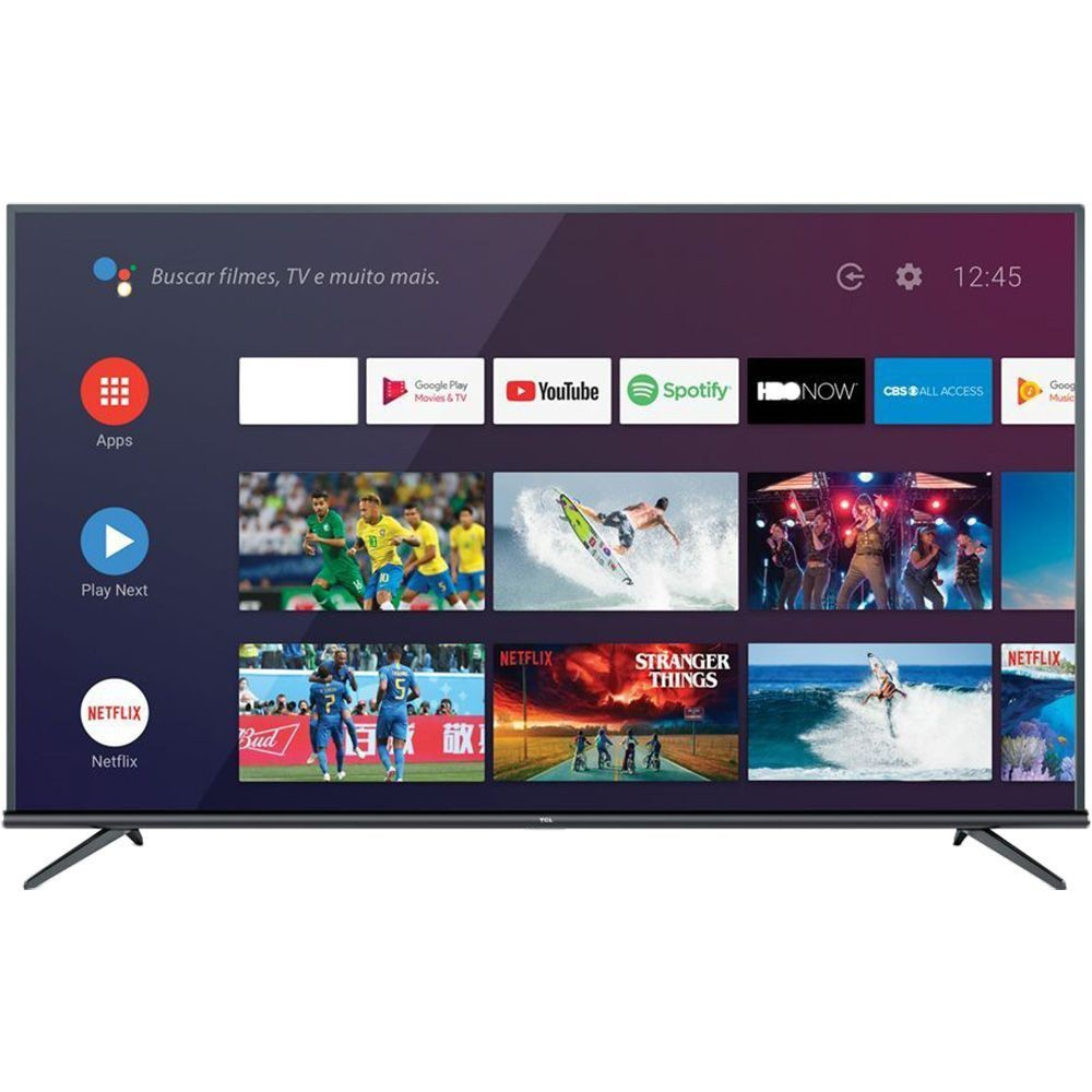 Smart Tv TCL 50'' 4K 50P8M Android