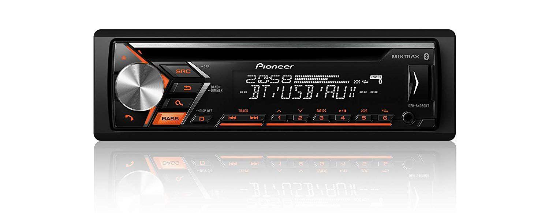 Som Automotivo Pioneer DEH-S4080BT USB MP3 RCA Rádio