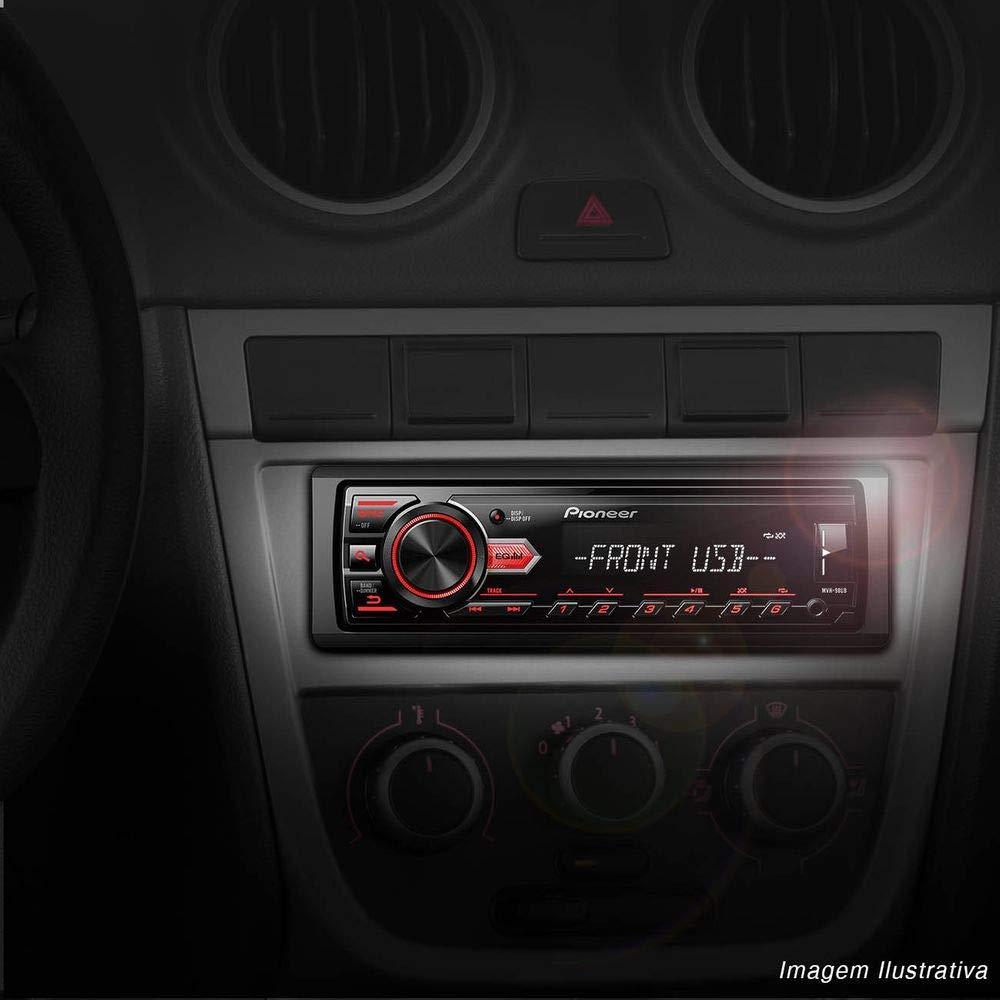 Som Automotivo Pioneer MVH-98UB MP3 Player