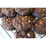 cookies chocolate duplo