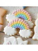 Cortador de Biscoito Arco íris