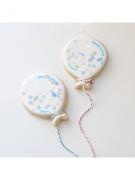 Cortador De Biscoito Balão De Aniversário