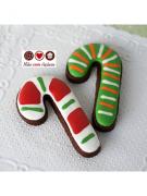 Cortador de Biscoito Bengala (Tema Natal)