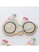 Cortador De Biscoito Bicicleta