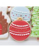 Cortador de Biscoito Bola de Árvore de Natal