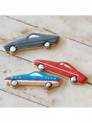 Cortador de Biscoito Carro Hot Wheels