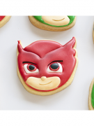 Cortador de Biscoito Corujita (Rosto) (Tema PJ Masks)