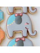 Cortador de Biscoito Elefante