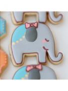 Cortador de Biscoito Elefante - MINI