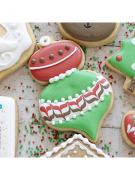 Cortador de Biscoito Enfeite de Árvore de Natal