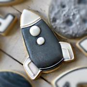 Cortador de Biscoito Foguete