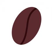Cortador de Biscoito Grão de Café
