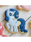 Cortador de Biscoito Little Pony Rarity