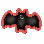 Cortador de Biscoito Morcego mini