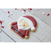 Cortador de Biscoito Papai Noel - Corpo (Tema Natal)
