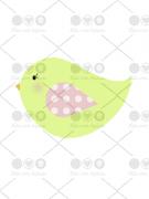 Cortador de Biscoito Passarinho (Pássaro + Asa) (Conjunto com 2 cortadores)