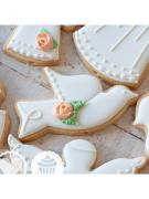 Cortador De Biscoito Pombinha - MINI (Tema Batizado ou Chá de Bebê)