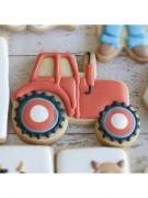 Cortador de Biscoito Trator (Tema Fazendinha)