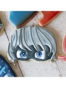 Cortador de Biscoito Vilão Garota Lunar (Rosto) (Tema Pj Mask)