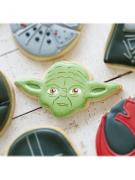 Cortador de Biscoito Yoda (Tema Star Wars/ Guerra nas Estrelas)