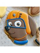 Cortador de Biscoito Zuma (Rosto) (Tema Patrulha Canina)