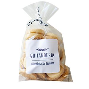 Bolachinhas de Baunilha Quitanderia 100 g