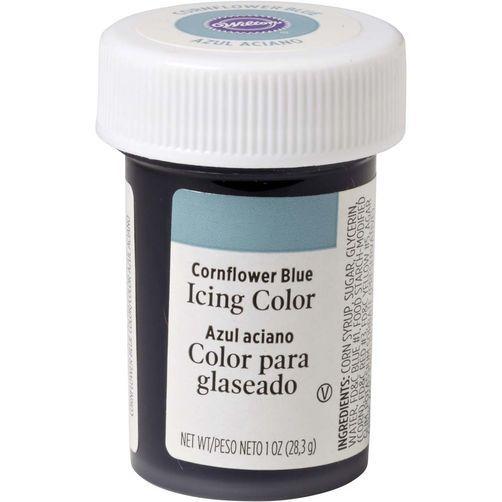 Corante em gel Wilton Azul Aciano (Cornflower Blue)