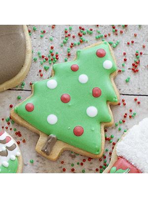 Cortador de Biscoito Árvore de Natal 02