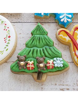 Cortador de Biscoito Árvore de Natal 04